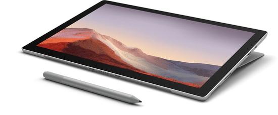 Microsoft Surface Pro 7 (VAT-00003) + Microsoft Surface Pro Pen v hodnote 99 EUR ZADARMO!