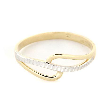 Amiatex Arany gyűrű 13468, 53, 1.65 G
