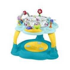 Baby Mix Multifunkčný detský stolček Baby Mix modro-žltý Podľa obrázku