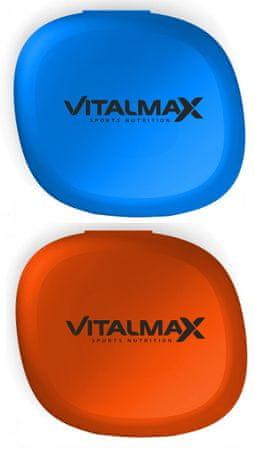 Vitalmax Zásobník na tablety oranžový