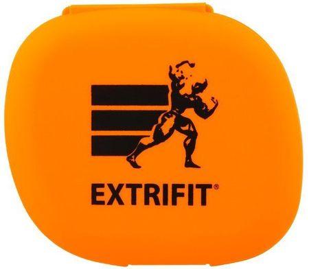 Extrifit krabička na tablety oranžová