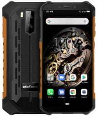 Ulefone Armor X3 DS, 2GB/32GB, černo-oranžový