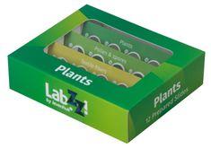 Levenhuk zestaw preparatów do mikroskopu LabZZ P12