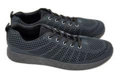 Pánská sportovní obuv tmavě šedá
