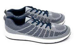 Pánská sportovní obuv světle šedá