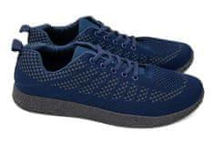 Pánská sportovní obuv modrá