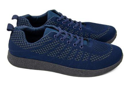 Pánská sportovní obuv modrá - 41