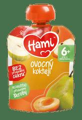 Hami kapsička ovocný kokteil 6x90g