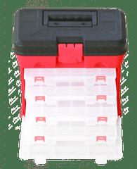 AHProfi Plastový kufor pre organizáciu so 4 zásuvkami - MTBO041811 | AHProfi