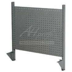 Shuter Zástena / zadný panel pre stoly WH6M a WH5L dierovaný kov | Shuter