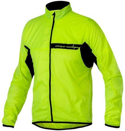 Etape Bora jakna vetrovka, fluorescentna, XL