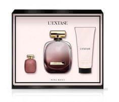 Nina Ricci L'Extase parfemska voda, 80 ml + mlijeko za tijelo, 100 ml + parfemska voda, 5 ml