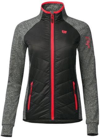 Etape Sierra ženska jakna, črno-roza, XS