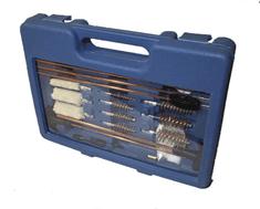ODEON optics Čistící sada - kufřík modrý