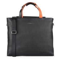 Galko Dámská kožená kabelka na notebook 15,6'' 13-0565