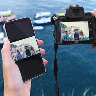 Nikon Z50 23,5Mpx CMOS mirrorless