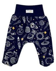Nini ABN-1698 fantovske hlače z motivom vesolja