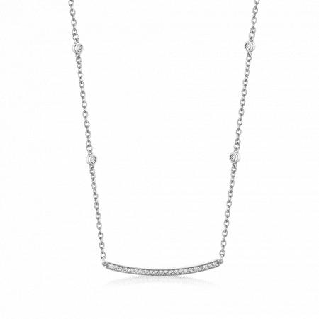 Sofia strieborný náhrdelník