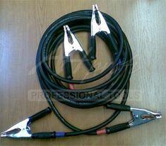 AHProfi Štartovacie káble PROFI o 35 mm, o 50 mm - prierez 50mm2, max. prúd do 5 s. 1000 A, dĺžka 3 m - 324320505 | AHProfi