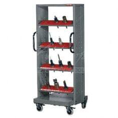Shuter Mobilný nástrojový organizér k CNC - 5B kovový | Shuter