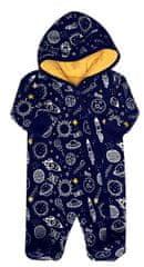 Nini ABN-1705 bodi za dječake s kapuljačom