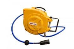 AHProfi Samonavíjecí buben s hadicí pro stlačený vzduch | AHProfi