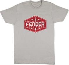 Fender Bolt Down T-Shirt L Tričko