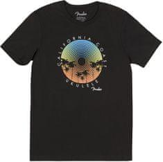 Fender California Coastal Record T-Shirt L Tričko