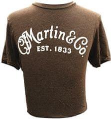 Martin T-Shirt Logo L Tričko