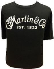 Martin T-Shirt C.F. Martin Logo L Tričko