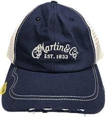 Martin Baseball Cap Pick Navy Kšiltovka