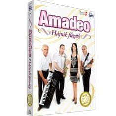 Amadeo: Hájnik fúzatý (4x CD) - CD
