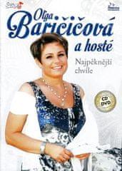 Baričičová Oľga a hosté: Najpěknější chvíle - CD + DV - CD+DVD