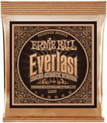 Ernie Ball Everlast Phosphor Bronze Light Kovové struny na akustickú gitaru