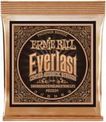 Ernie Ball Everlast Phosphor Bronze Medium Kovové struny na akustickú gitaru