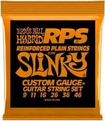 Ernie Ball RPS Hybrid Slinky Struny na elektrickú gitaru