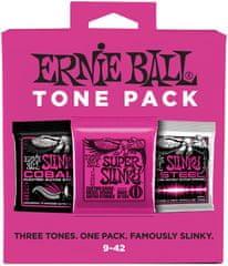 Ernie Ball Electric Tone Pack Super Slinky Struny na elektrickú gitaru