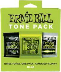 Ernie Ball Electric Tone Pack Regular Slinky Struny na elektrickú gitaru