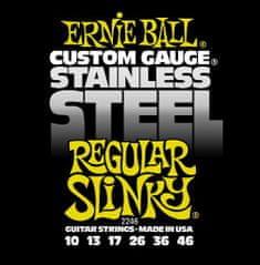 Ernie Ball Stainless Steel Regular Slinky Struny na elektrickú gitaru