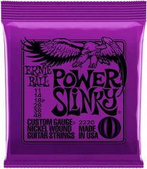 Ernie Ball Nickel Wound Power Slinky Struny na elektrickú gitaru