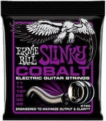 Ernie Ball Cobalt Power Slinky Struny na elektrickú gitaru
