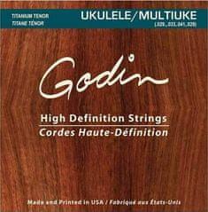 Godin Titanium Tenor Ukulele Strings Struny na tenorové ukulele