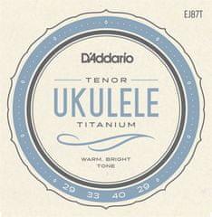 Daddario EJ87T Struny na tenorové ukulele