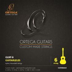 Ortega GLNY-6 Struny na gitarové ukulele