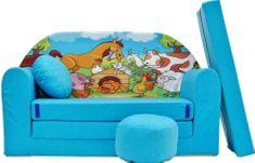 Aga kanapé - széthúzható MAXX 187