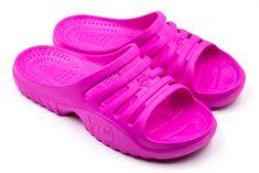 Dámské pantofle FLAMEshoes F-9005 růžové