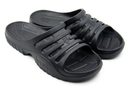 Dámské pantofle FLAMEshoes F-9005 černé - 36