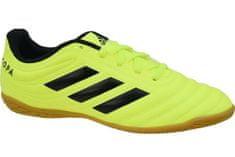 Adidas Copa 19.4 In Jr F35451 36 2/3 Żółte