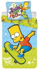 "Jerry Fabrics Ágynemű Bart ""skate 03"""