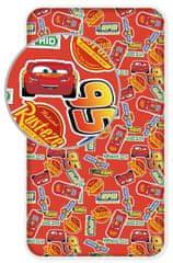 Jerry Fabrics Lepedő Cars McQueen